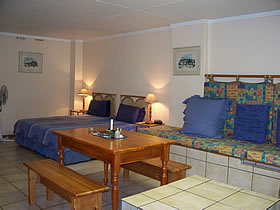 Suite 5 at Luilekker self catering Chalets